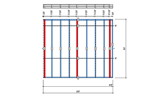 Introduction to Panel Design & Construction with Cold-Formed Steel